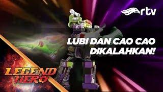 Download Video Legend Hero RTV : Lubi dan Cao Cao Dikalahkan! (Episode 35) || Part 2 MP3 3GP MP4