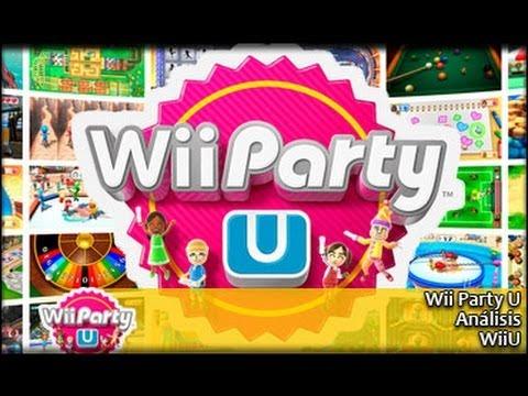 Wii Party U - Análisis Wii U