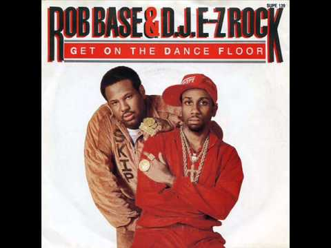 Rob base dj e z rock get on the dance floor extended for 1234 get on the dance floor dj mix
