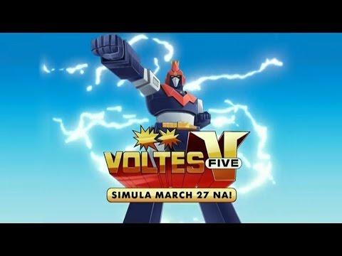 GMA-7: Voltes V (2017 Re-airing)