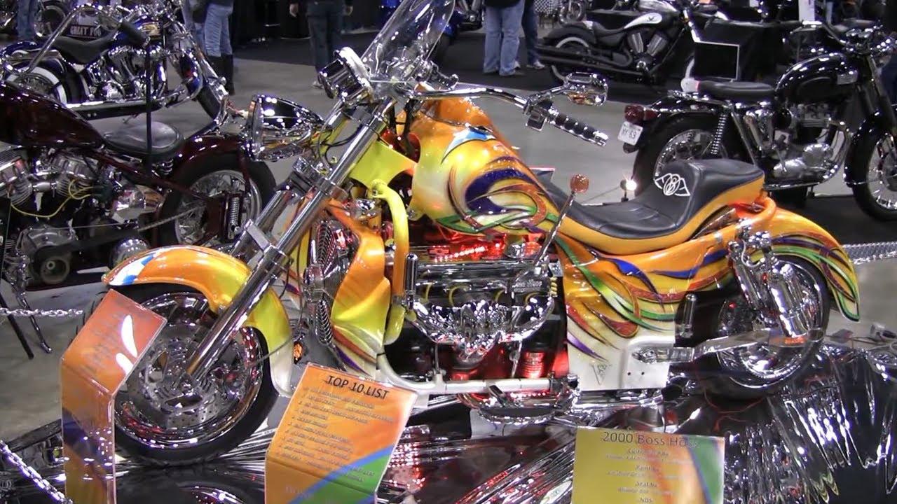 Bike And Car Show St Paul Mn