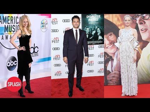 Stars React to Golden Globe Nominations | Daily Celebrity News | Splash TV