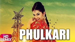 Phulkari ( Remix ) | Kaur B | Desi Robinhood | Punjabi Remix Song Collection | Speed Records