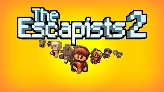 [REPLAY] How To Escape Prison 101 With Your Favorite Black Guy (The Escapists 2 Gameplay)