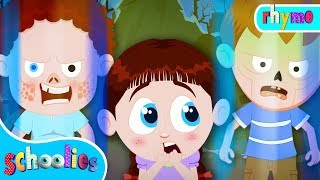 Everything Is Scary | Nursery Rhymes For Toddler | Fun Videos For Children | Schoolies