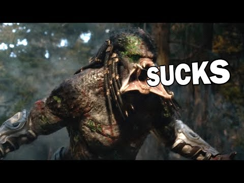 """THE PREDATOR"" 2018 MOVIE REVIEW"