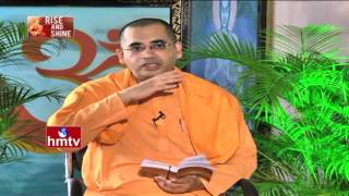 The importance of Thinking | Swami Vivekananda | Rise And Shine | HMTV