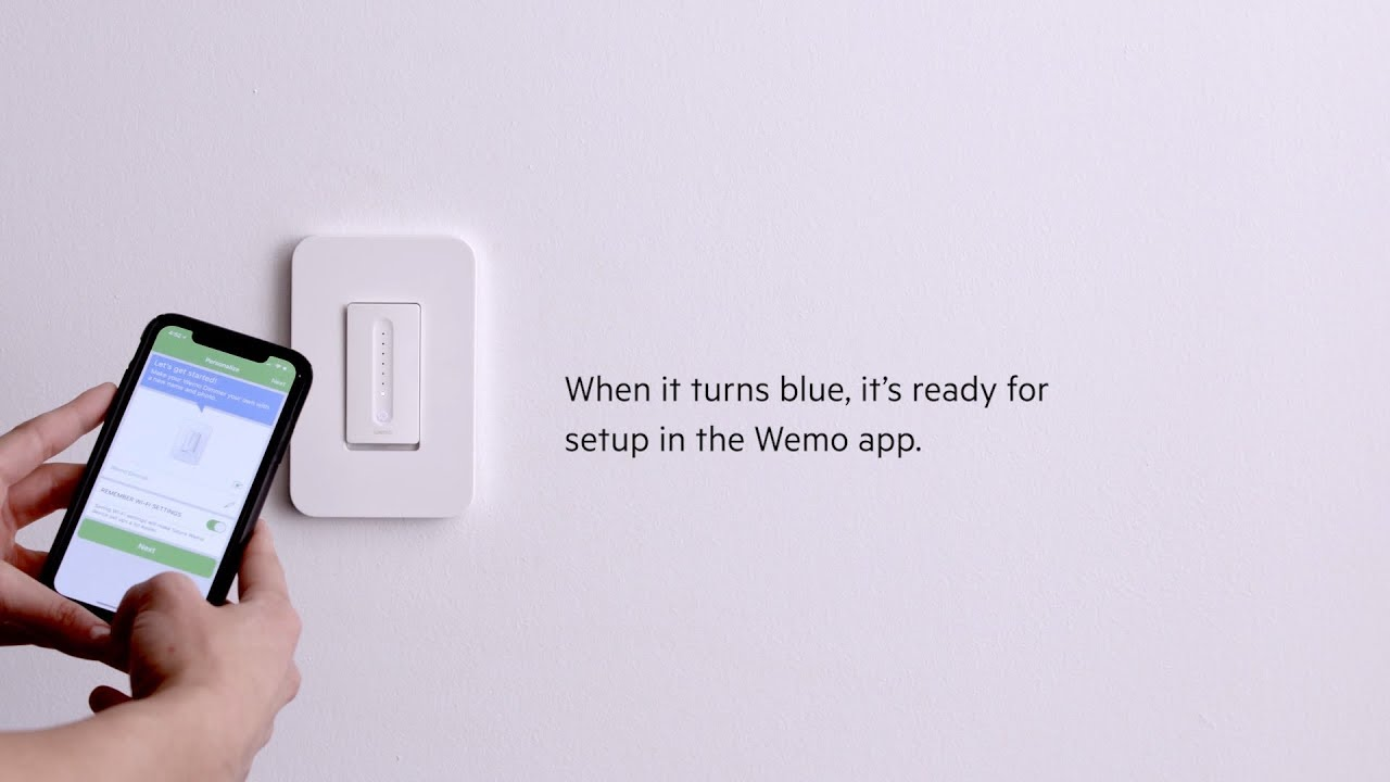 how to install a wemo dimmer [ 1280 x 720 Pixel ]