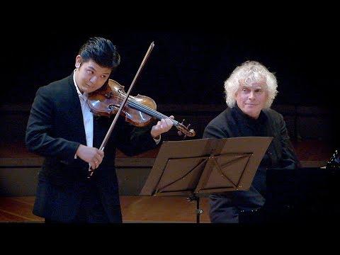 Debussy: Violin Sonata / Kashimoto · Rattle