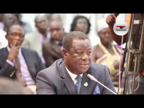 Kwasi Amoako Atta appears before Appointments Committee - Highlights