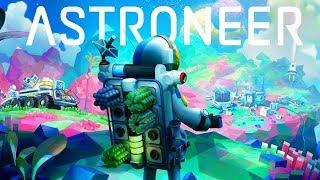 Astroneer Full Version Story Mode Gameplay German - Neuer Planet