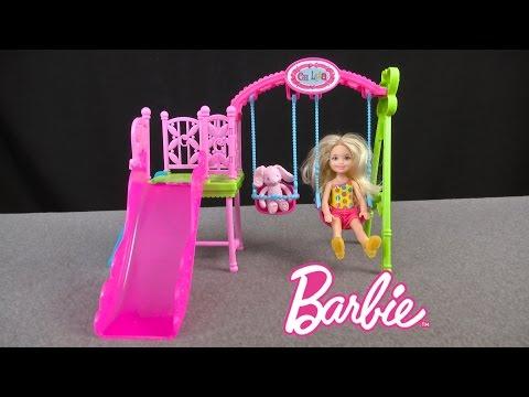 Barbie Chelsea Swing Set from Mattel