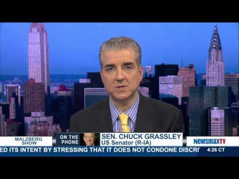 Malzberg | Senator Chuck Grassley: Hillary Could Be Charged In Email Case
