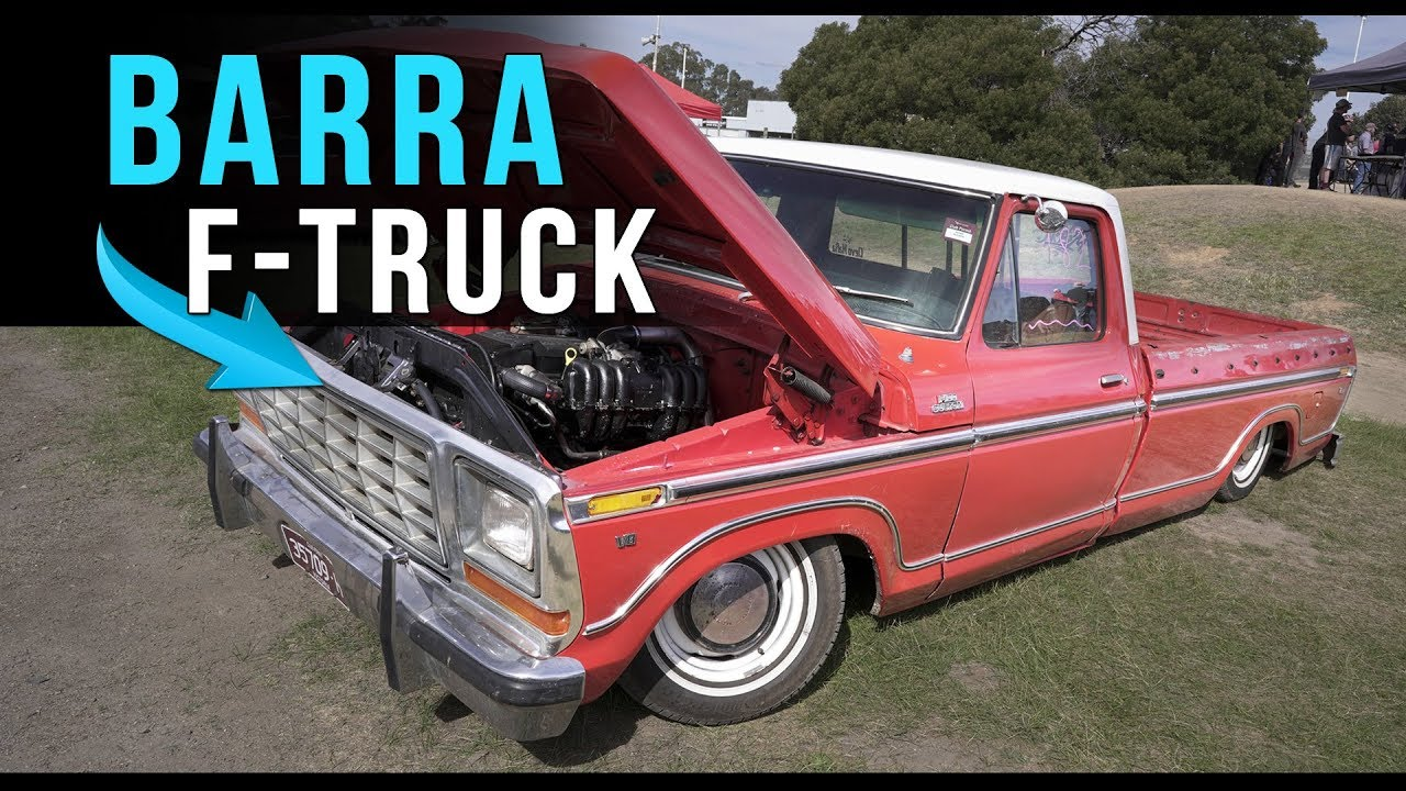 BARRA F100 Custom