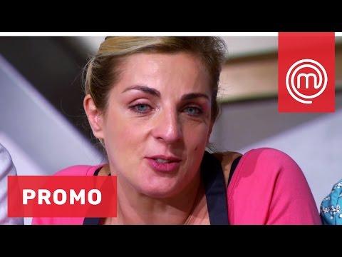 Celebrity MasterChef Italia - puntata 2: non c'è tempo per piangere