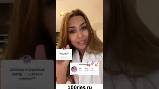 Виктория Боня Инстаграм Сторис 12 ноября 2019