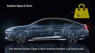 Technologie Video: Keyless Open & Start systeem.
