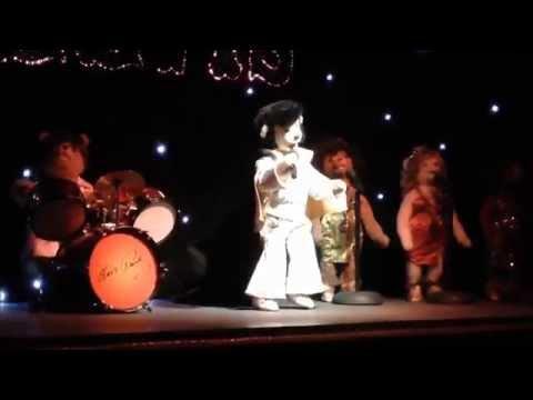 Funny Teddy Bear Song - Elvis Bear