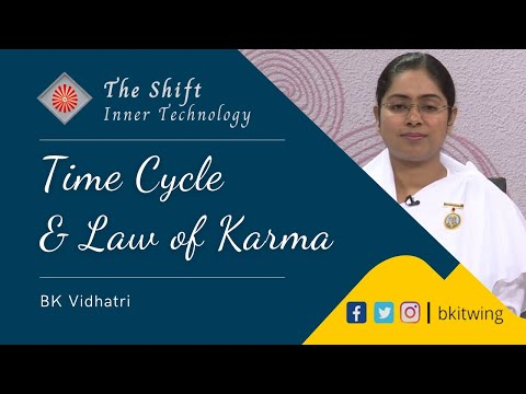 "Meditation Session III - "" Time Cycle and Law of Karma "" - 09/01/2018"