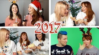 Was das Internet eigentlich niemals sehen sollte - Outtakes 2017 mit Rezo, Missesvlog, Malwanne
