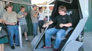 Stanford's Three wheel EV for Baby Boomers Retirees - Vehicle Concept Showcase 2012 -12