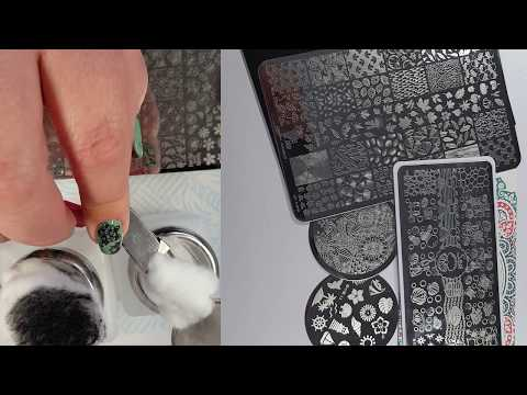 GSN DIY - Stamping Plate Cleaning Tips