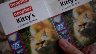Кошачьи отзывы о лакомствах