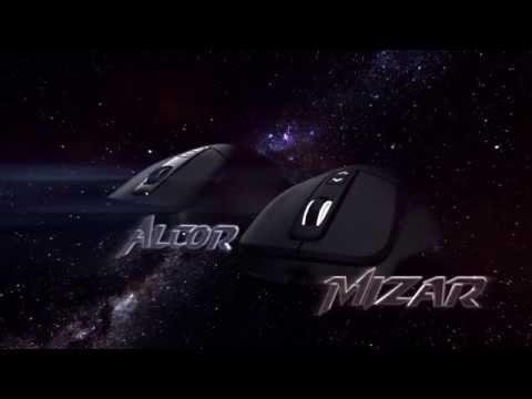 Cooler Master Gaming Mouse Mizar/Alcor Promotional Video