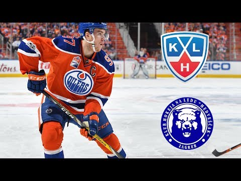 Why A KHL Team Drafted Connor McDavid