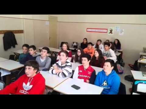 Colegio Diocesano Asunción Ávila. Karaoke 2º ESO A. 2015