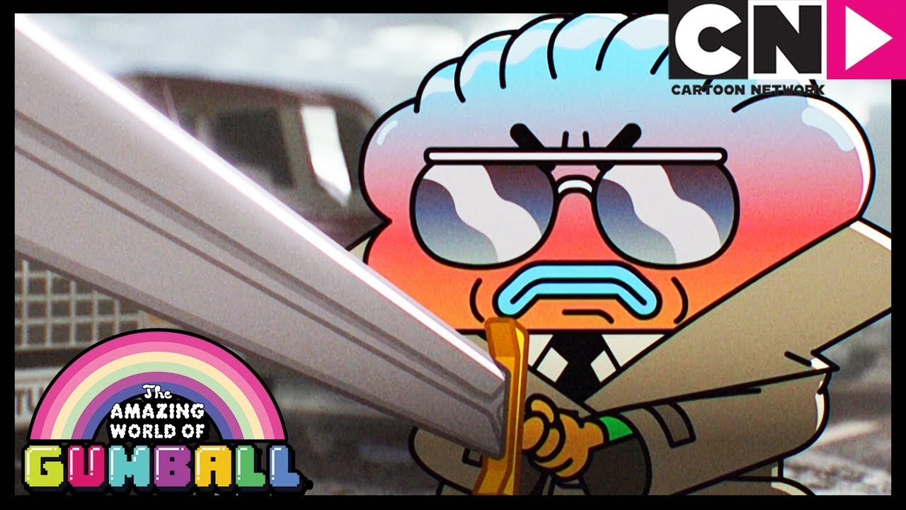 Download Gumball | The One and Only Best Friend | Cartoon Network