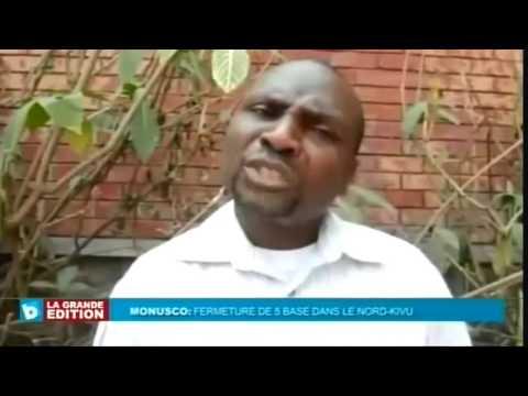 Fermeture des 5 bases de la MONUSCO dans le Nord Kivu