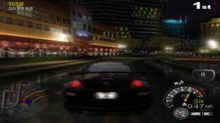 Street Racing Syndicate gameplay