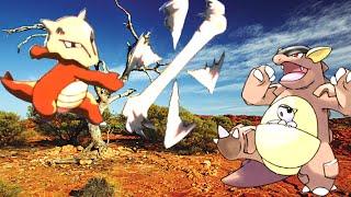 Pokemon Theory: Cubone HUNTS Kangaskhan?!