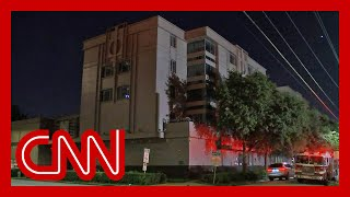 US orders abrupt closure of Chinese consulate in Houston
