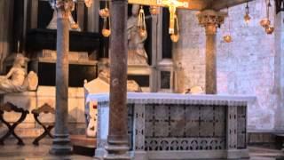 видео Храм и мощи Николая Чудотворца в Бари (Италия)