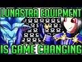 Lunastra Armor + Weapons in Depth Review - Weapons w/ Set Bonuses - OP & Fun - Monster Hunter World!