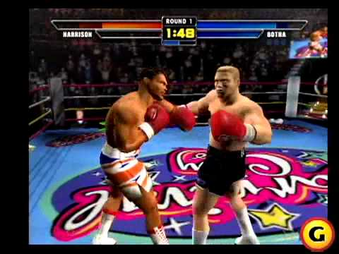 Mike Tyson - Heavyweight Boxing - Playstation 2 [PSXHAVEN.COM] - YouTube