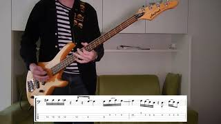 Royal Blood - Typhoons Bass cover with tabs