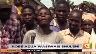 Mazingaombwe shuleni Kakamega