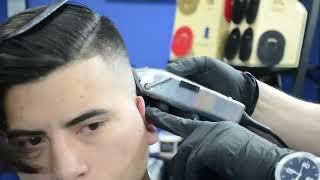 Five Star Barbershop - Undercut by Jose C. - Fontana, California