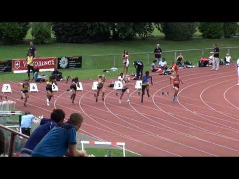 100m Femmes AtletiCAGenève 2010