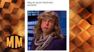 Madam Meme lagerlevende memes | Martin og Mikkelsen S2E12