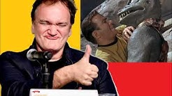 Quentin Tarantino Talking About His Ideas for a Star Trek movie in 2015