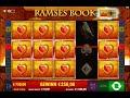 Ramses Book 10 Euro Fach 2 mal Freispiele - Online Casino - FreeSpins