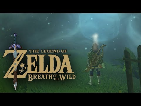 ZELDA BREATH OF