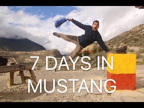 NEPAL  7 DAYS IN MUSTANG