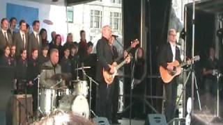 Mark Knopfler -  'Remembrance Day' live in Trafalgar square: 11/11/2009