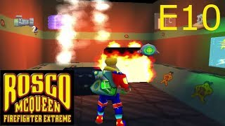 E10 A Nasty Start Let's Play Rosco McQueen Firefighter Extreme Leisure 1 Blind
