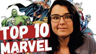 As 10 melhores HQs da Marvel